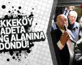 Tekkeköy Cumhurbaşkanını miting gibi bir kalabalıkla uğurladı
