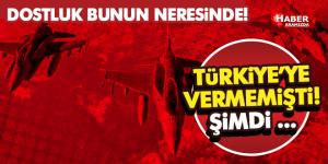 ABD ve Rusya İşbirliği! Türkiye'ye Satmamıştı …