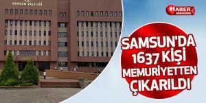 SAMSUN'DA790 KAMU PERSONELİ TUTUKLANDI