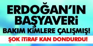 Başyaver Ali Yazıcı Bakın Kimlere Çalışmış!