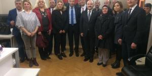 ATAKUM'DA MHP'YE BÜYÜK İLGİ