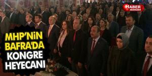 MHP Bafra'da kongre heyecanı
