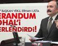Erhan Usta Referandumu ve OHAL'i Değerlendirdi!