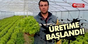 Genç Çiftçilerimiz Üretime Başladı