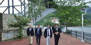 Ayvacık Belediyesi Kano Fedarasyonu Ziyareti