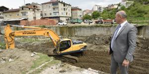 Tekkeköy'deki dev turizm projesi start aldı
