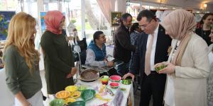 Atakum'da kadınların gurur günü