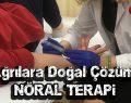 Ağrılara Doğal Çözüm! Nöral Terapi