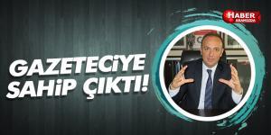 GAZETECİ GÖZALTISINA CHP'DEN TEPKİ