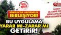 Samsun'da Hastaneler Birleşiyor