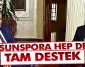 SAMSUNSPORA HEP DESTEK TAM DESTEK