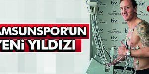 Samsunsporlu Ahmet Cebe Kontrolden Geçti