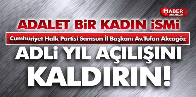 ADALET BİR KADIN İSMİ
