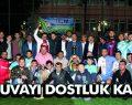 Kavak'taki Futbol Turnuvasını Dostluk Kazandı