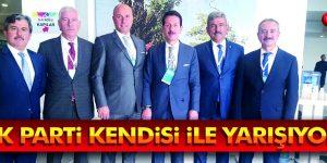 Tok Ankara'da BelediyeBaşkanları Toplantısında