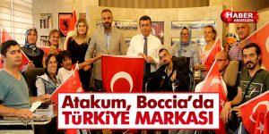 Atakum, Boccia'da Türkiye markası