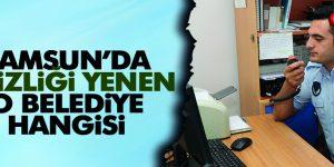 Samsun'da işsizliği Yenen O İlçe