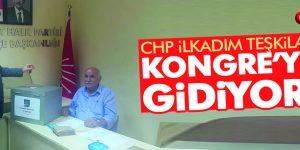 CHP İlkadım Teşkilatı Kongreye Gidiyor