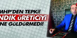 MHP Fındık Fiyatına Tepki Yağdırdı!