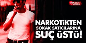 Samsun'da Sokak Satıcılarına Suçüstü!