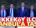 Tekkeköy Belediyesi ilçeyi İstanbul'a taşıdı