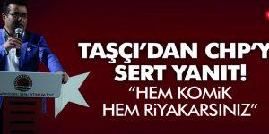Atakum'dan CHP'ye Sert Yanıt!