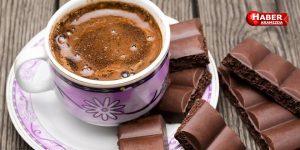 Çikolata ve Bir Fincan Kahvenin mucizesi