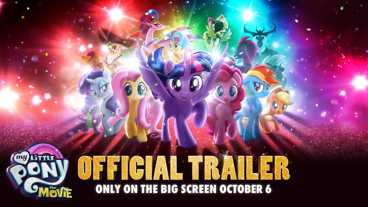 My Little Pony Filmi – Özet