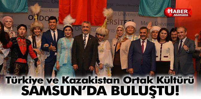 Türkiye ve Kazakistan Ortak Kültürü