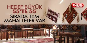 Atakum'da Mahallelere değer katan proje