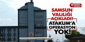 Atakum Belediyesi'ne FETÖ Operasyonu mu Var!