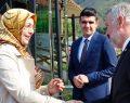 Samsun Valisi Kaymak'ın Eşi Emine Kaymak Ayvacık'ta