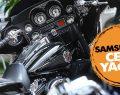 Samsun'da Motosikletlere Sıkı Denetim