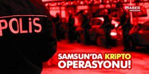 Samsun'da FETÖ/PDY Operasyonu!