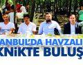 İstanbul'daki Havzalılar piknikte bir araya geldi