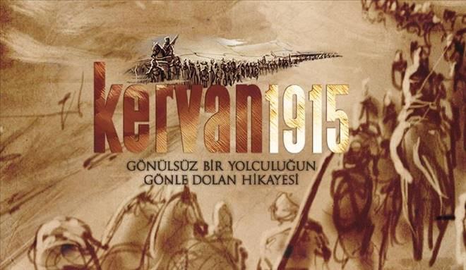 Kervan 1915 – Özet