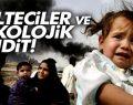 Mülteciler ve psikolojik tehdit!