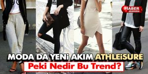 ATHLEİSURE TRENDİ VE SOKAK STİLİ