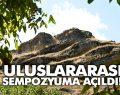 Tekkeköy Uluslararası Arkeoloji Sempozyumuna hazır