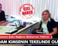 TÜRKAV Samsun Şube Başkanı Muharrem Yıldırım 'İstihdam Kimsenin Tek Elinde Olmamalı!'