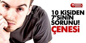 10 KİŞİDEN 7'SİNİN SORUNU! ÇENE EKLEMİ