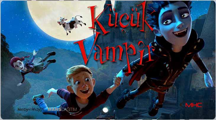 Küçük Vampir 3D