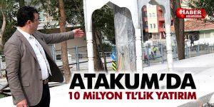 Atakum'da Okul ve Camilere 10 Milyon TL yatırım