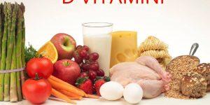 Her 10 Kişinin 9'unda Var! D Vitaminine Dikkat!