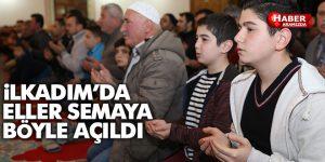 İLKADIM'DA MEVLİD KANDİLİ