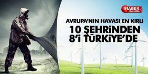 Durum Kritik! 10 Şehrin 8 Türkiye'de