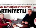 """BÜYÜKŞEHİR'İN ULAŞIM NİYETİ """"ARTNİYETLİ"""""""