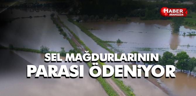 Çarşambalı Sel Mağdurları Paralarına Kavuşuyor