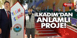 Samsun'da Yetim SokağıAçıldı