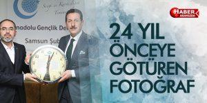 24 YIL ÖNCEYE GÖTÜREN FOTOĞRAF
